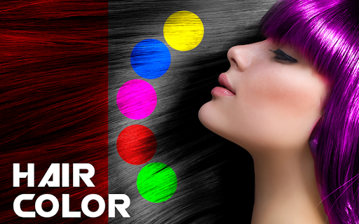Eye, Hair Color Changer: Eye Colour Photo Editor 10.4 Screenshots 10
