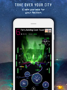 Ingress Prime Screenshot