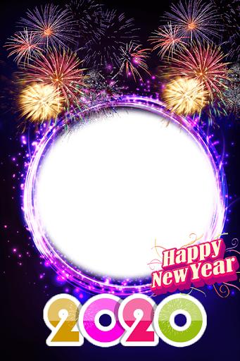 Happy New Year 2021 Photo Frames 1.0 Screenshots 8