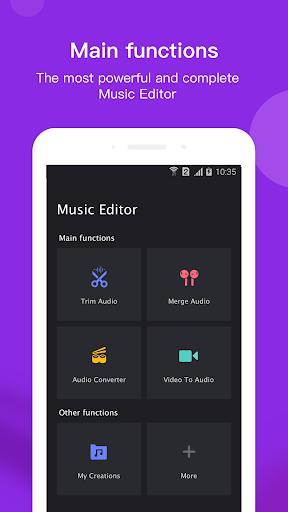 Music Editor android2mod screenshots 1