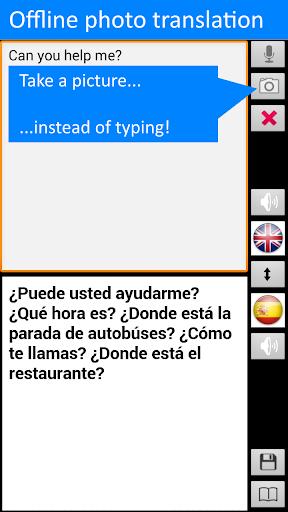 Offline Translator: Spanish-English Free Translate 2.9710 Screenshots 6