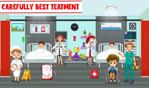 My Pretend Play Hospital Games: Doctor Town Life  screenshots 16