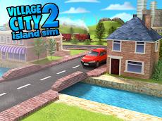 ヴィレッジシティ - アイランド・シム 2 Town Games Cityのおすすめ画像5