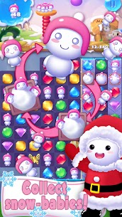 Ice Crush 2020 -A Jewels Puzzle Matching Adventure 3.5.9 Apk + Mod 3