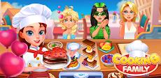 クッキングファミリーマッドネス料理ゲームのおすすめ画像1