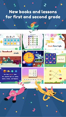 Khan Academy Kids: Free educational games & booksのおすすめ画像1
