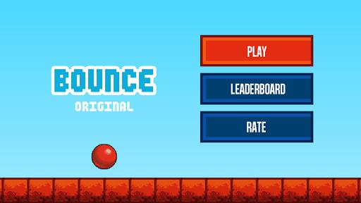 bounce original screenshot 1