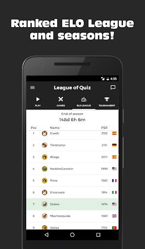 League of Quiz - Trivia board game  screenshots 3