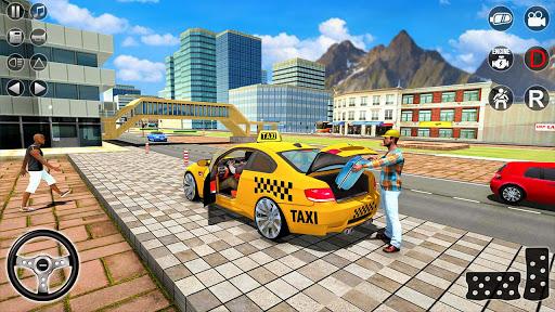 Taxi Mania 2019: Driving Simulator ud83cuddfaud83cuddf8 1.5 screenshots 7