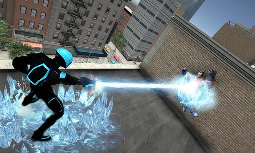 Snow Storm Super Human: Flying Ice Superhero War 1.0.3 screenshots 5