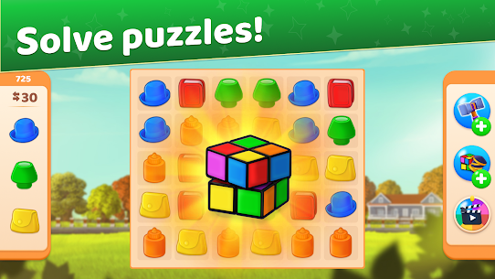 Puzzleton: Match & Design Apk Mod + OBB/Data for Android. 3