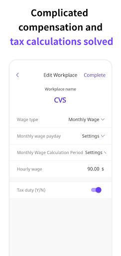 Payroll Calculator android2mod screenshots 5
