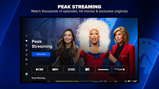 Paramount+ | Watch Live Sports, News & Originals  screenshots 1