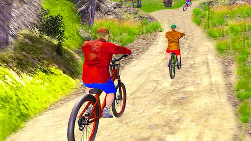 BMX 2 Cycle Game 3d- Mega Ramp Racing Games 2021  screenshots 3