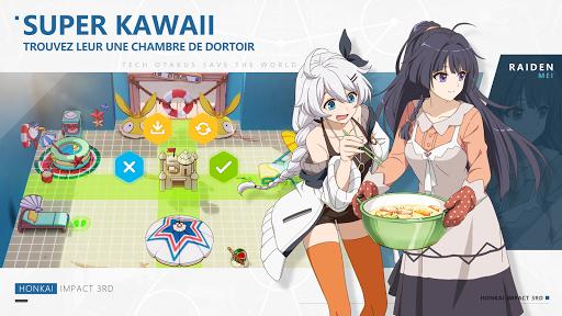 Code Triche Honkai Impact 3rd (Astuce) APK MOD screenshots 6