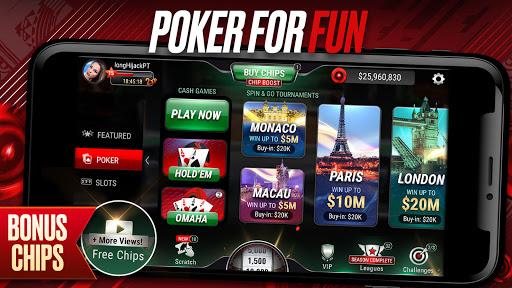 Jackpot Poker by PokerStars™ – FREE Poker Online 6.2.5 screenshots 1