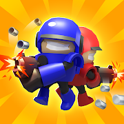 Swarmageddon: Co-op Arcade Shooter! MOD APK 0.2.3 (Unlimited Ammo)