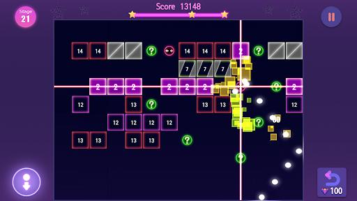 Neon Bricks Master 1.0.4 screenshots 24