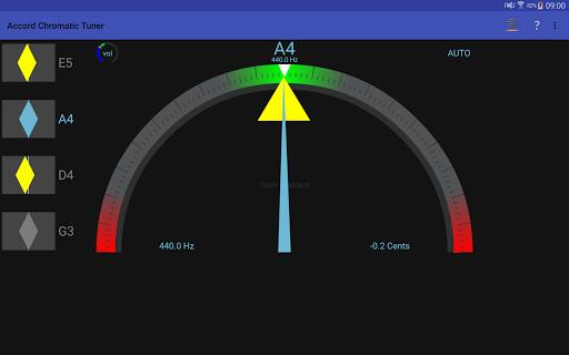 Accord Chromatic Tuner modavailable screenshots 9