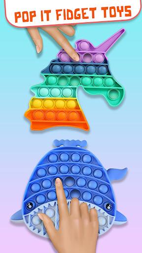 Fidget Trading : Pop it - Fidget Toys relaxing  screenshots 4