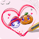 Love Story : Draw Physics Line - Androidアプリ