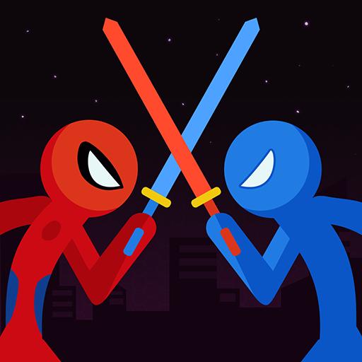 Spider Stickman Fighting - Supreme Warriors icon