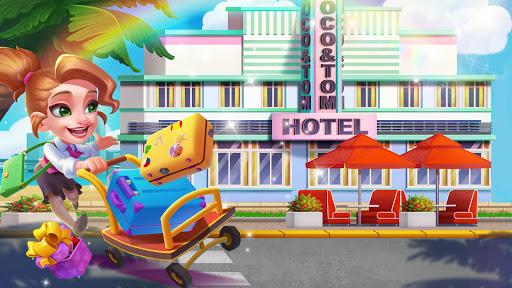 Hotel Frenzy: Design Grand Hotel Empire apkpoly screenshots 12