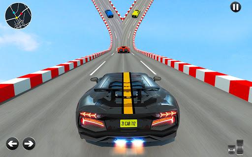 Crazy Ramp Car Stunts :Mega Ramp Stunt Games apkmr screenshots 7
