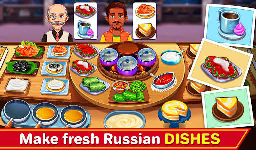 Indian Cooking Madness - Restaurant Cooking Games android2mod screenshots 5