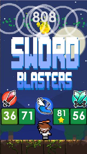 Code Triche Sword Blasters APK MOD  (Astuce) screenshots 1