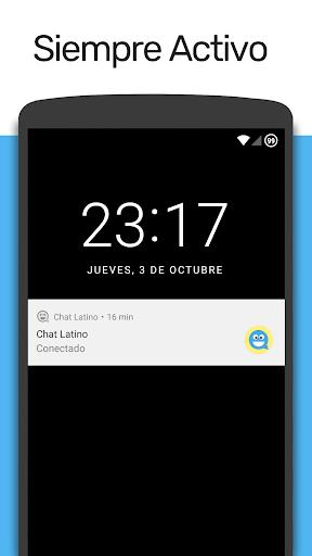 Latin Chat - Chat Latino modavailable screenshots 8