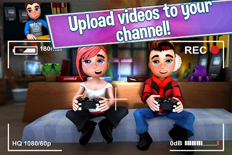 Youtubers Life (MOD, Unlimited Money) 3