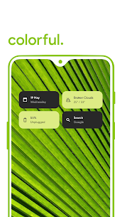 Android 12 widgets for KWGT Pro (MOD APK, Paid) v1.3 1