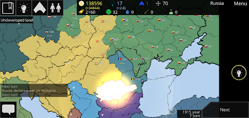 Cold Path - Turn-based strategy android2mod screenshots 15