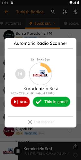 Radyo Kulesi - Turkish Radios 2.3.0 Screenshots 8