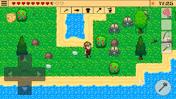 Survival RPG: Lost Treasure Adventure Retro 2d