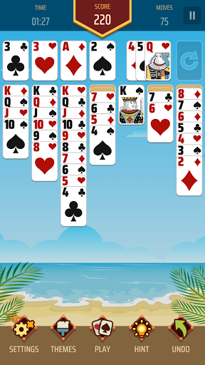Solitaire 1.21 screenshots 11