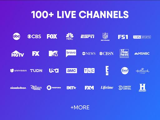 fuboTV: Watch Live Sports, TV Shows, Movies & News Apkfinish screenshots 5