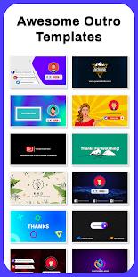Intro Maker, Outro Maker, Intro Templates 32.0 Screenshots 2