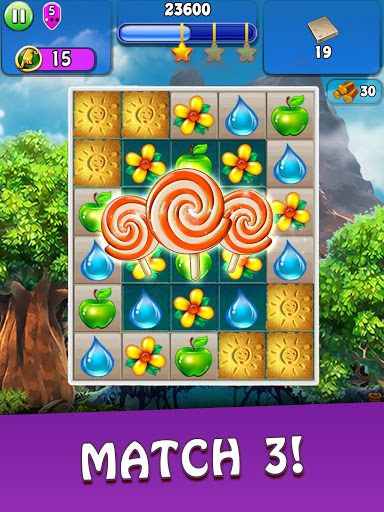 Magica Travel Agency: Match 3 Games, Jigsaw Puzzle  screenshots 10