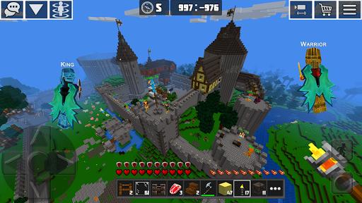 PlanetCraft: Block Craft Games apkpoly screenshots 17