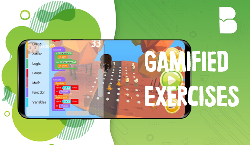 BeBlocky: Kids Code Easy 4.03 screenshots 3