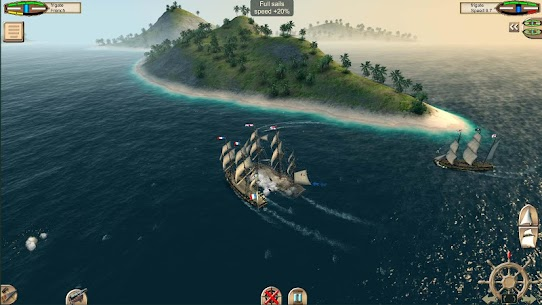 The Pirate: Caribbean Hunt 9.6 Apk Mod (Unlocked) 5