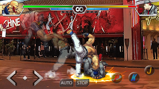 Infinite Fighter-Shadow of street- Apk Download NEW 2021 5