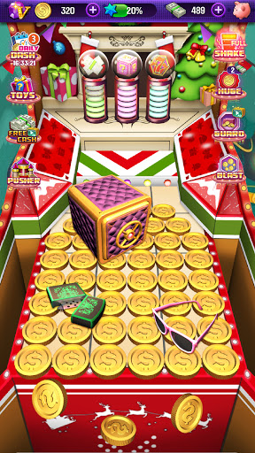 Coin Pusher 6.7 screenshots 12