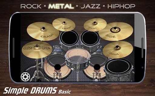 Simple Drums Basic - Virtual Drum Set 1.2.9 Screenshots 13