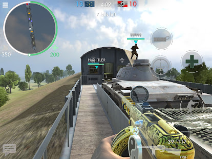 World War Heroes: WW2 FPS 1.27.2 Screenshots 19