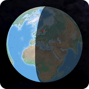 Worldshade widget 5.20 by Anders Mller logo