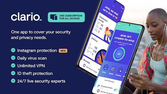 Clario  Security  Privacy Apk Download 1