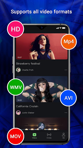 MVX Player screenshot 5